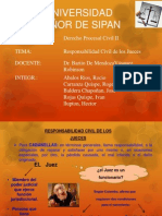 Diapositivas Derecho Procesal Responsaqbilidad Civil de Los Jueces