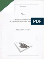 PDA4 Encendido Inyeccion MULTIPOINT