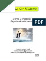 Projetoserhumano.como Considerar a Espirutalidade Humana