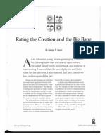 Rating the Creation and the Big Bang