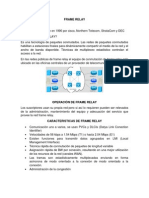 Frame Relay Resumen