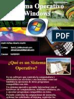 Sistemas Operativos Primera Clase
