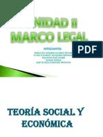Unidad II Marco Legal 6b