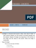 Precast Pre Stressed Concrete Bridges