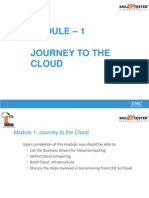 CIS Module 1_ Journey to the Cloud