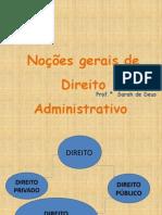 Sara - Materia Direito Administrativo