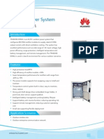 TP48200E-D09A1 Outdoor Power System Datasheet for Enterprise 01-20130507