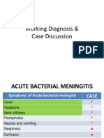 Meningitis Case Discussion