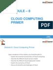 CIS Module 8_Cloud Computing Primer