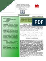PLANIFICACIÓN DEL 10-02-2014 AL 14-02-2014