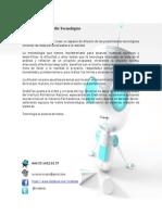 Carta de Presentacion CREDETEC