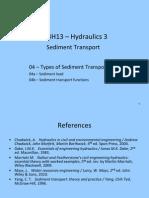04 ST Types of Sediment Transport Student