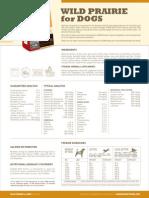 WildPrairie FactSheet-WebOnly June152012