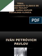 Clase Ivan Pavlon.