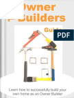 Owner Builders Guide Preview