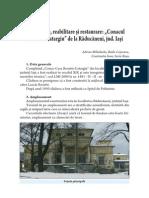 Conacul Rosetti - Catargiu