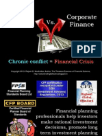 Financial Crises? Here is the Cure.