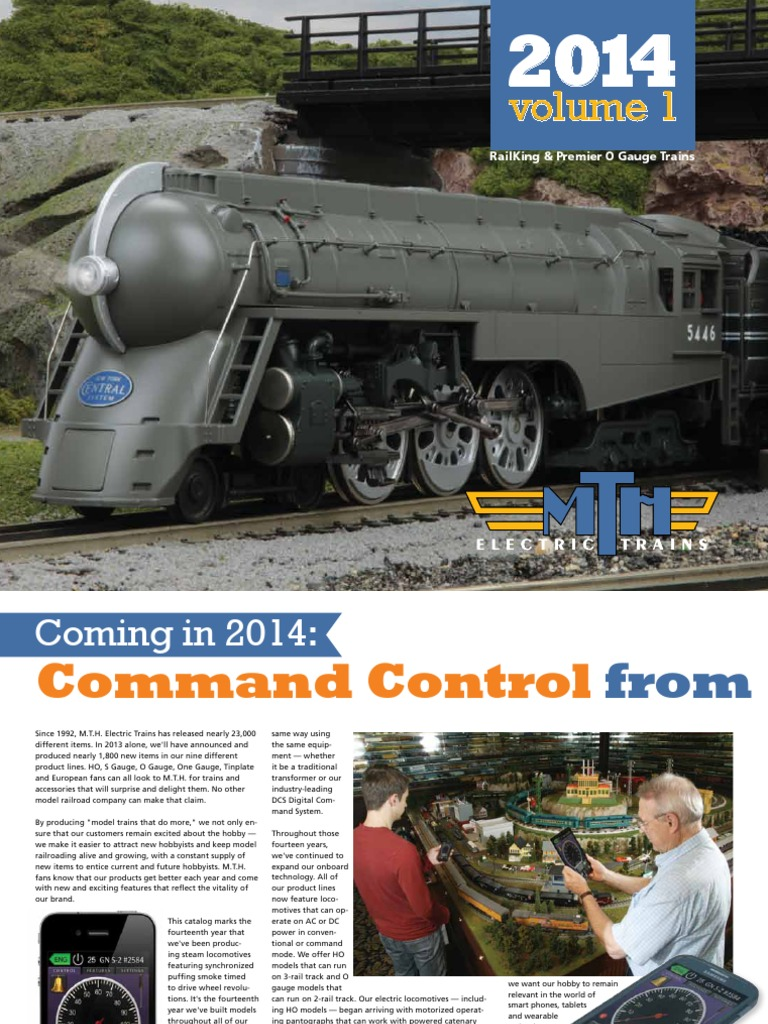 2014_v_1model Rail 2014 catalogue | Steam Locomotive | Rail