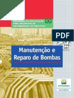 Manutenção e Reparo de BOMBAS - PETROBRAS