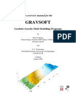 An Overview Manual for the GRAVSOFT