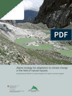 PLANALP Alpine Strategy