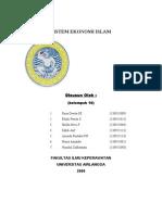 Sistem Ekonomi Islam_kelompok 10