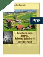 PADR CURS12 Dezvoltarea Rurala Integrata