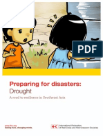 Disaster preparedness – Drought