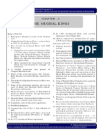 IGP CSAT Paper 1 Indian History Medieval Indian History the Mughal Kings