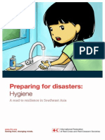 Disaster preparedness – Hygiene