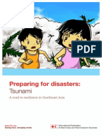 Disaster preparedness – Tsunami