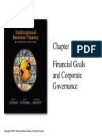 Chapter 1 Financial Goals and