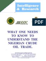 Nigerian Crude Oil Trade