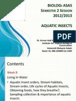 Aquatic Biology
