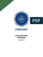 Course Provider Handbook 10 05 11