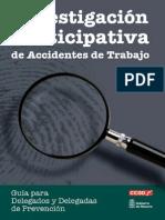 Investigacion Participativa de Accidentes de Trabajo (CCOO)