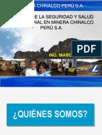 Presentacion Chinalco Uap - Cerro de Pasco