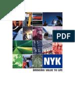 NYK Group Brochure