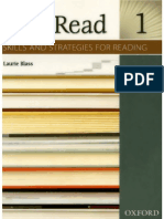 Well Read 1 Skills and Strategies for Reading