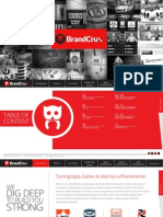Brochure of Brand Crux |  Brand Crux Reviews
