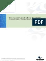 WP Importanza Architettura Service Oriented