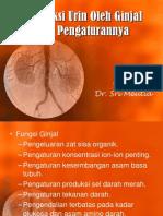 KP 6.3 Produksi Urin Oleh Ginjal Dan Pengaturannya_ by Dr. Sri Meutia