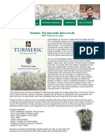 Turmeric Ayurveda