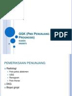 GGK/Gagal Ginjal Kronik (Pmx Penunjang Dan Prognosis) SUAIDA-FK UMM