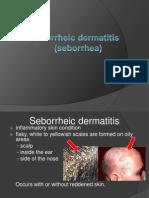 2Seborrheic Dermatitis