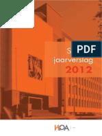 Sociaal Jaarverslag HPA 2012