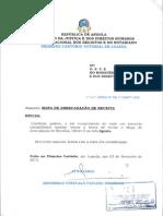 2013_Luanda_Luanda_Direcção Nacional dos Registos e do Notariado _Setembro