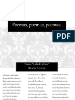 Poemas, poemas, poemas