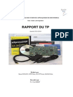 Rapport DSP
