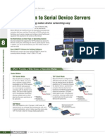 Introduction Serial Device Server